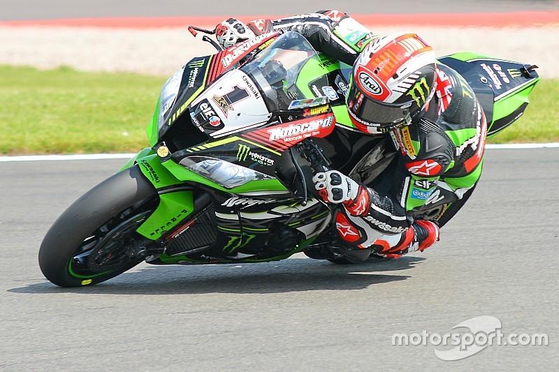 Kawasaki: Sykes già veloce, ma il passo gara di Rea impressiona