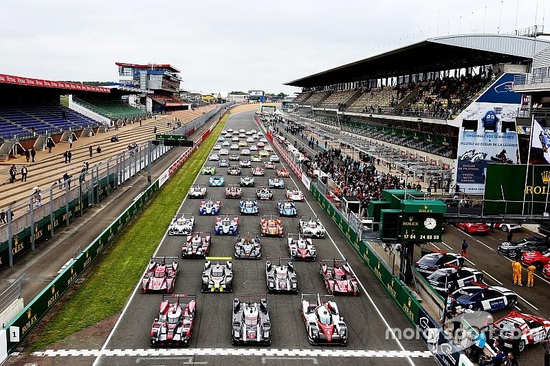 24 horas de Le Mans: la parrilla