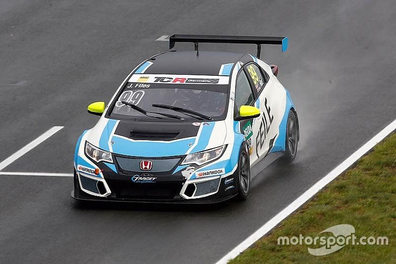 TCR Deutschland in Oschersleben: Josh Files auf der Pole-Position