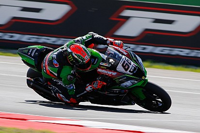 Superpole - Tom Sykes imbattable !