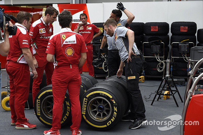 Pirelli verlaagt minimum bandendruk in Baku