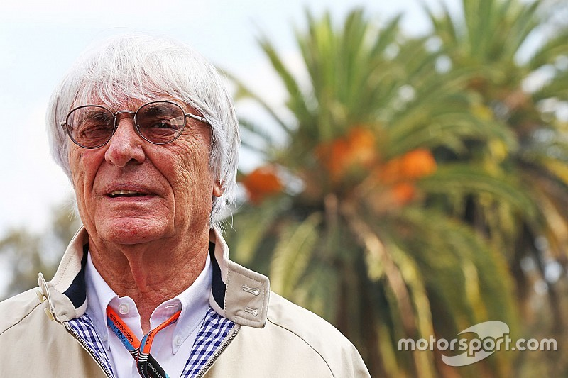 """Ecclestone tells F1 drivers to shut up or """"go home"""" over Baku safety"""