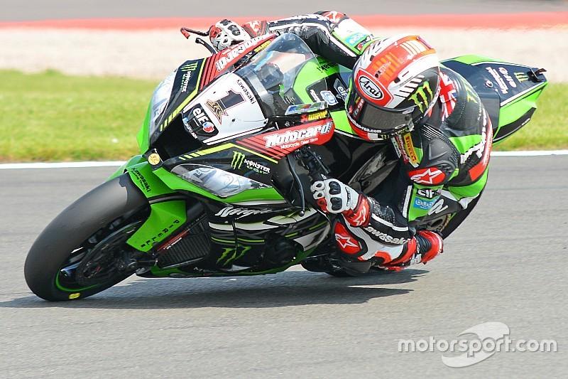 Course 1 - Rea profite de la débandade Ducati