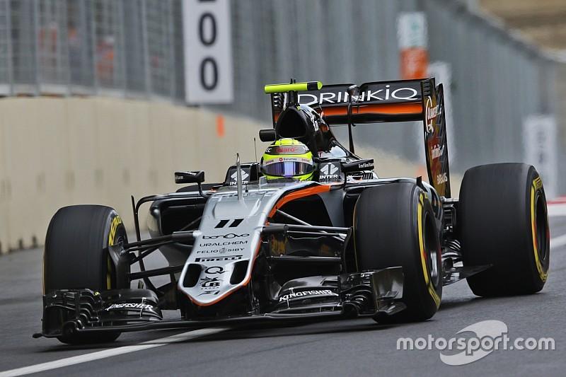 EL3 - Force India confirme sa place parmi les top teams