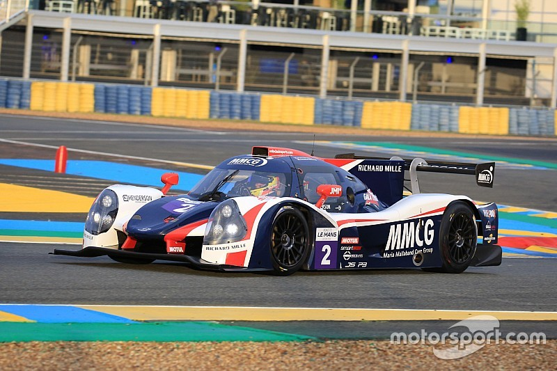 Road to Le Mans: DC Racing wint, Racing Team Holland 15e
