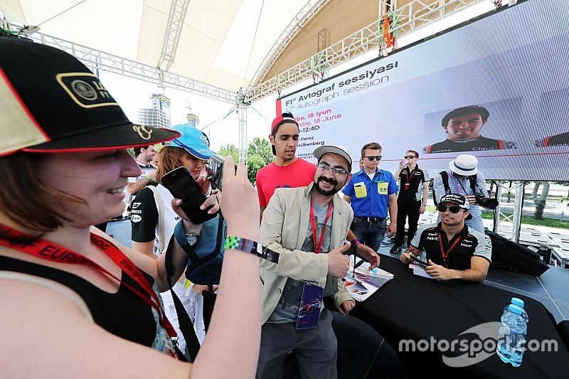Pour Kurt Busch, la F1 doit offrir plus d'accès aux fans