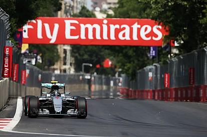 La grille de départ du Grand Prix d'Europe