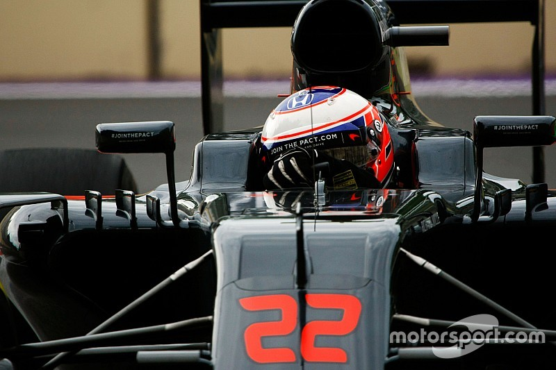 Button, incapable de passer en Q2, tombe de haut