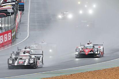 Le Mans nach 2 Stunden: Porsche führt vor Toyota und Audi
