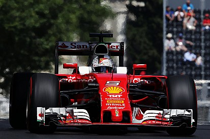 Vettel, Mercedes'le farka şaşırdı