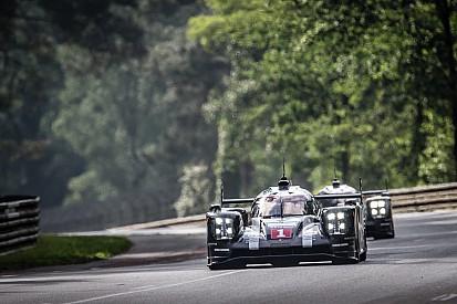 Porsche впереди по итогам четырёх часов в Ле-Мане