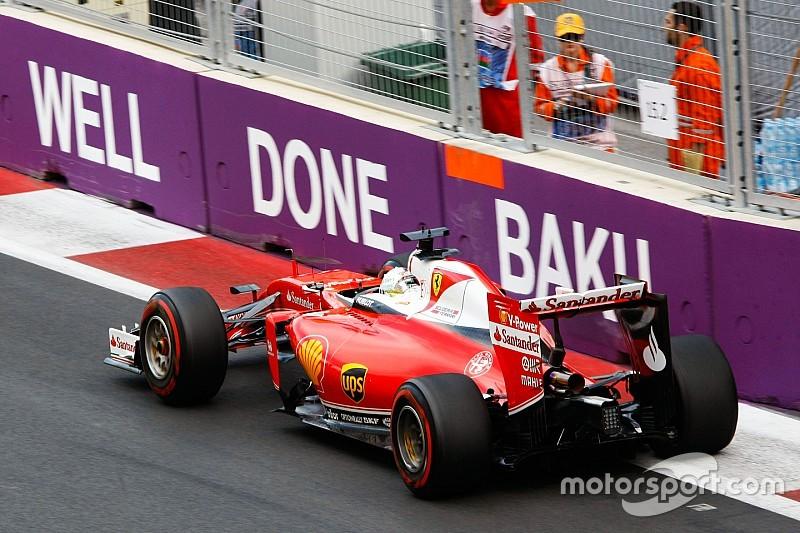 Ferrari: manca velocità sul dritto, la SF16-H è troppo carica