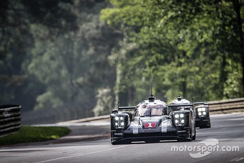 Le Mans, Porsche al mando tras las primeras cuatro horas