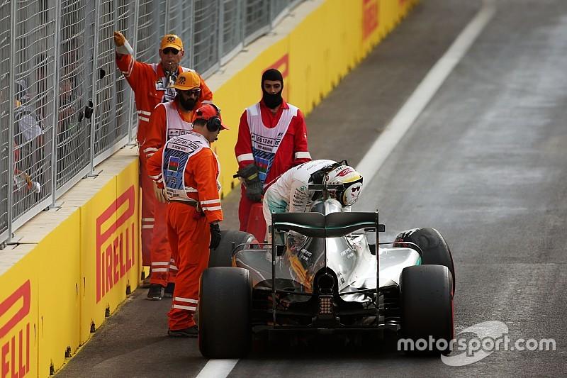 Hamilton neemt schuld voor slechte kwalificatie volledig op zich