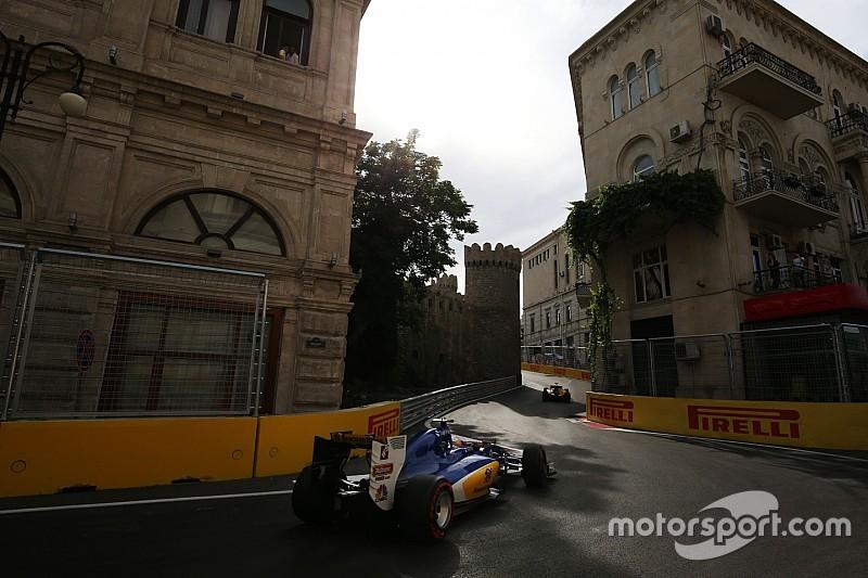 Photos - Samedi au GP d'Europe à Bakou