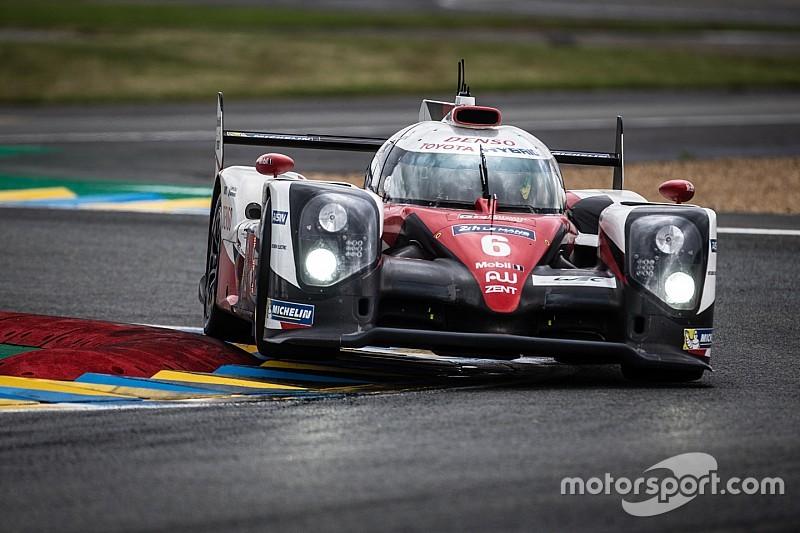 Le Mans nach 6 Stunden: Toyota führt vor Einbruch der Nacht