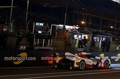 A media carrera pelea abierta entre Porsche y Toyota