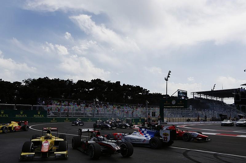 GP2-coureurs kritisch op procedure safety car, Matsushita krijgt raceban