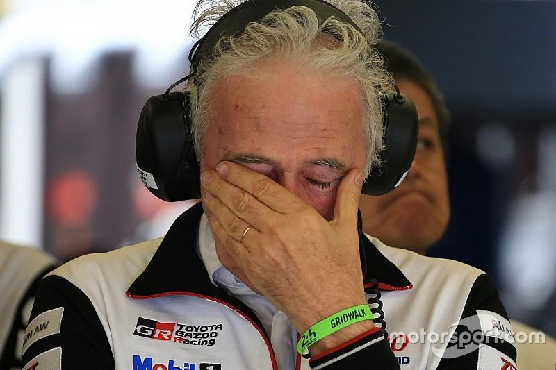 Toyota confía en reponerse de la derrota en Le Mans