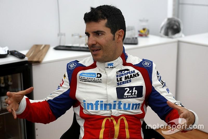 """Guillermo Rojas: """"Estoy contento de haber terminado Le Mans"""""""