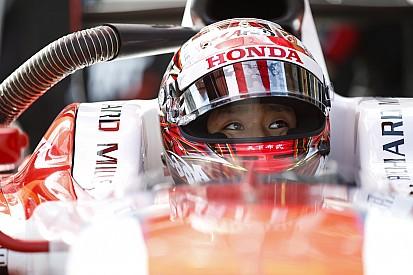 Honda destekli Matsushita GP2'de bir hafta sonu men cezası aldı