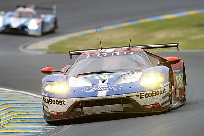Retour triomphal pour Ford au Mans !