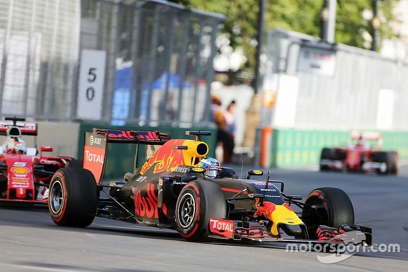 Red Bull snapt niets van problemen met zachtere banden