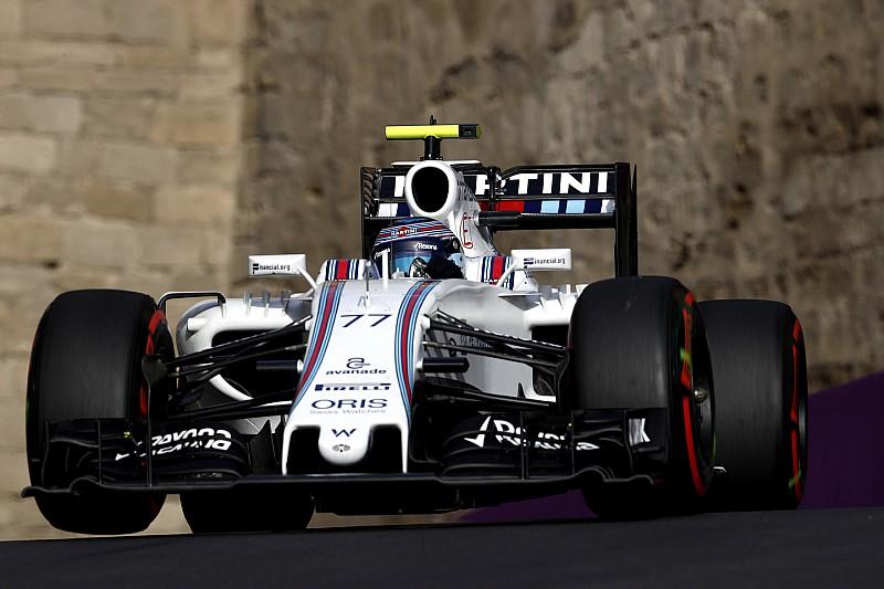 """Bottas admite que Williams """"não estava boa o suficiente"""""""