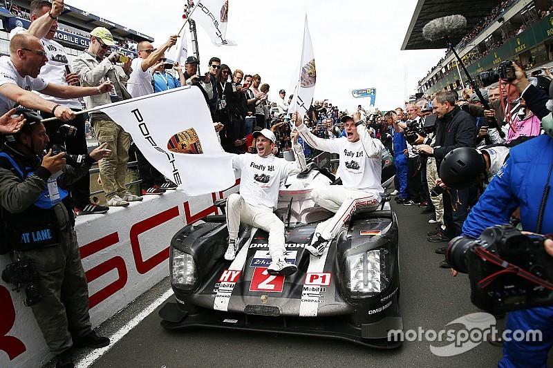 Galería: La cara y la cruz del histórico final en Le Mans