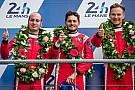 Le Mans: Solo una penalità per la Ferrari del Risi Competizione