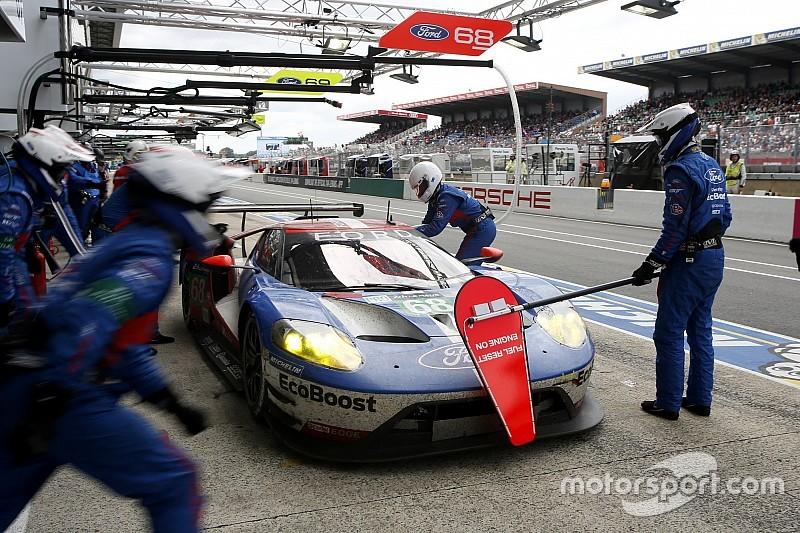 Mesmo com penalidades, Ford mantém vitória na GT