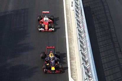 Ricciardo - Pas déçu d'être 7e, mais déçu d'avoir fait deux arrêts