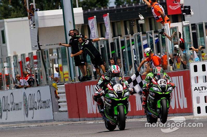 Championnat - Les pilotes Kawasaki se détachent en tête