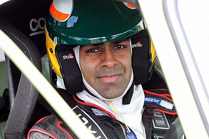 Chandhok named Williams heritage driver
