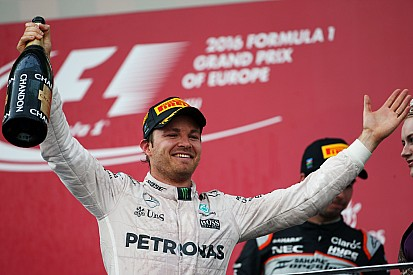 Stats - Rosberg, Grand Chelem à Bakou !