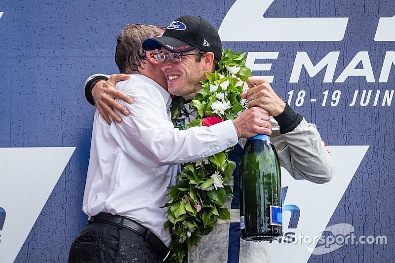 Sébastien Bourdais tient son succès au Mans
