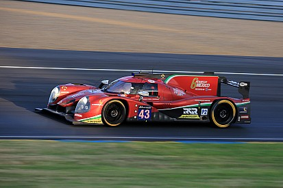 Bruno Senna, el primero de la familia en terminar Le Mans