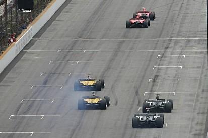 """Vor 11 Jahren: Der """"Mini Prix"""" der Formel 1 in Indianapolis"""