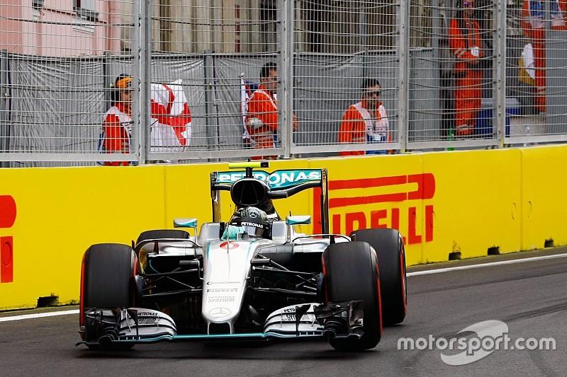 Analiz: Rosberg, Bakü'de Hamilton'ı nasıl gölgede bıraktı?