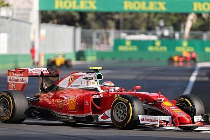 """Arrivabene - Räikkönen, """"un bon coéquipier"""" pour Vettel"""