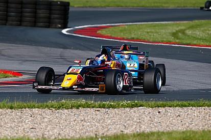 Leerzaam weekend Richard Verschoor in Duits Formule 4