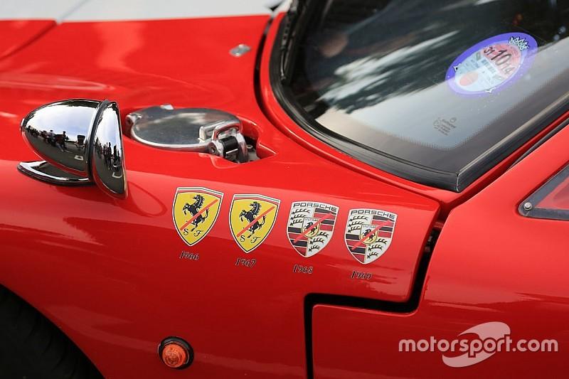 24h Le Mans: Duell Ford vs. Ferrari auf und neben der Strecke