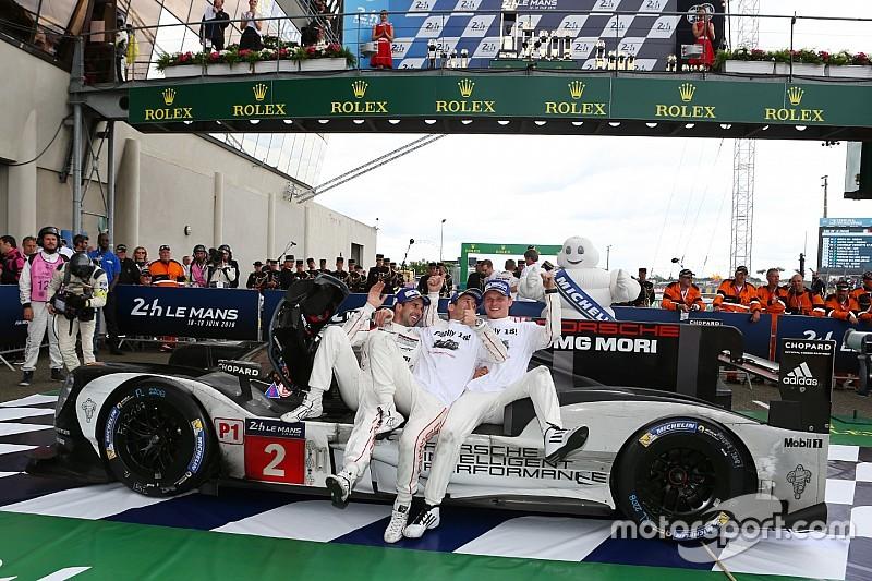 """Vencedor de Le Mans de """"coração partido"""" pela Toyota"""