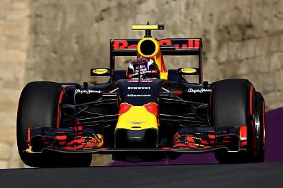 Red Bull, Bakü'deki lastik probleminin kaynağını buldu