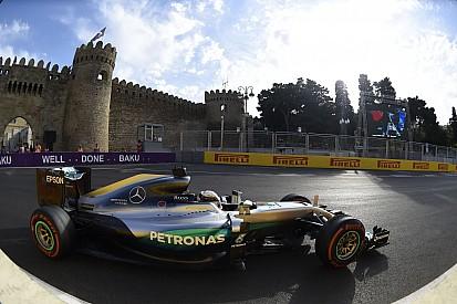 Fotogallery: gli scatti più belli del primo GP d'Europa a Baku