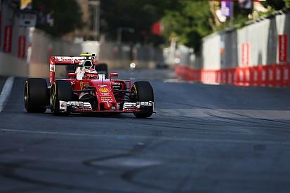 Райкконен не считает, что в Баку Ferrari ошиблась с его стратегией