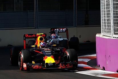"""Verstappen sentía estar """"volando"""" cuando puso medios"""