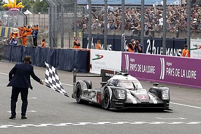 24 Ore di Le Mans: l'ordine d'arrivo in immagini