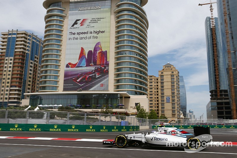 378 km/h beim Stadtrennen in Baku: So war das nicht geplant…