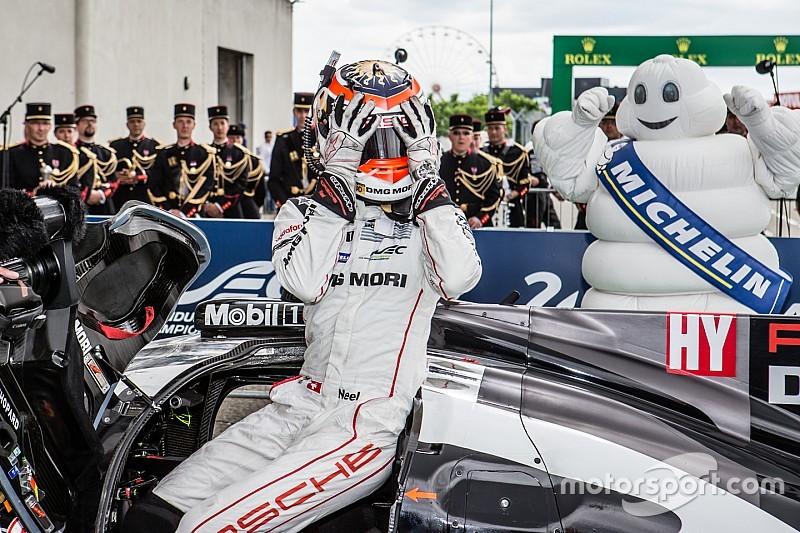 Le Mans 24 Saat: Fotoğraflar ile klasman